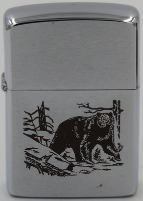 1989 Bear in Woods.JPG