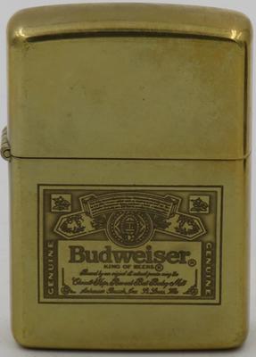 1993 Budweiser label brass.JPG