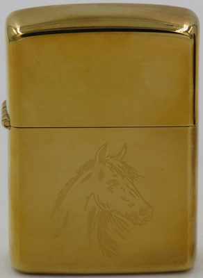 1988 proto brass horse head.JPG