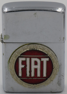 1983 Fiat Zippo.Fiat was founded in Turin, Italy in 1899.