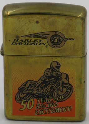 1990 Harley Davidson 50 years excitement.JPG