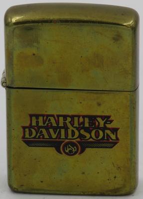 1987 Harley Davidson brass.JPG