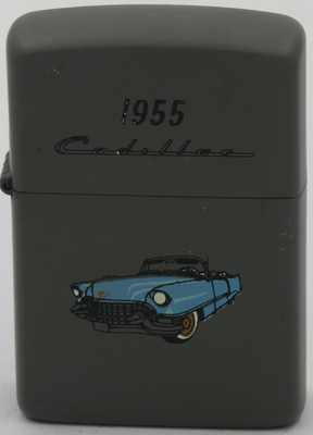 1990 1955 Cadillac blue on gray.JPG