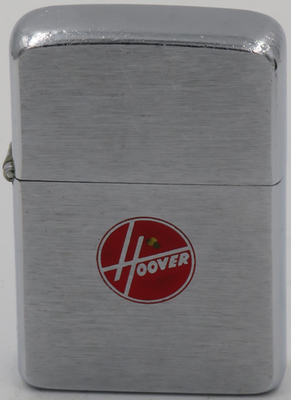 1957 Zippo with Hoover logo