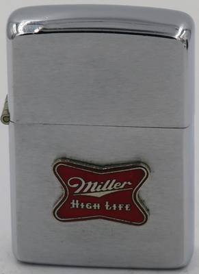 1964 Miller High Life badge.JPG