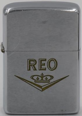 1954 Zippo for  REO Motor Car Company