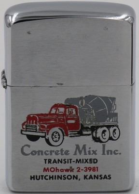 1953 Concrete Mix truck.JPG