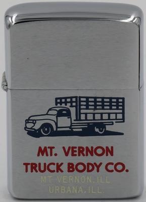1961 Mt Vernon Truck Body.JPG . Gail Denny on reverse
