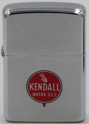 1969 Kendall Zippo