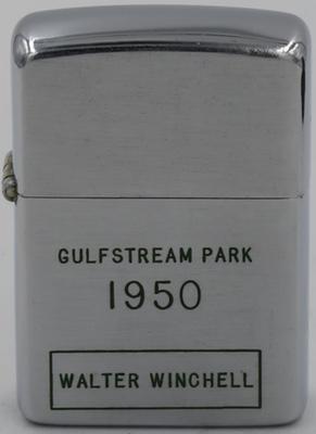 1950 Walter Winchll Gulfstream Park.JPG
