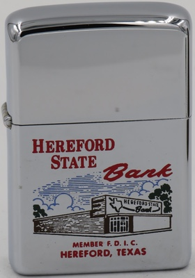 1970 for Hereford State Bank in  Hereford, Texas