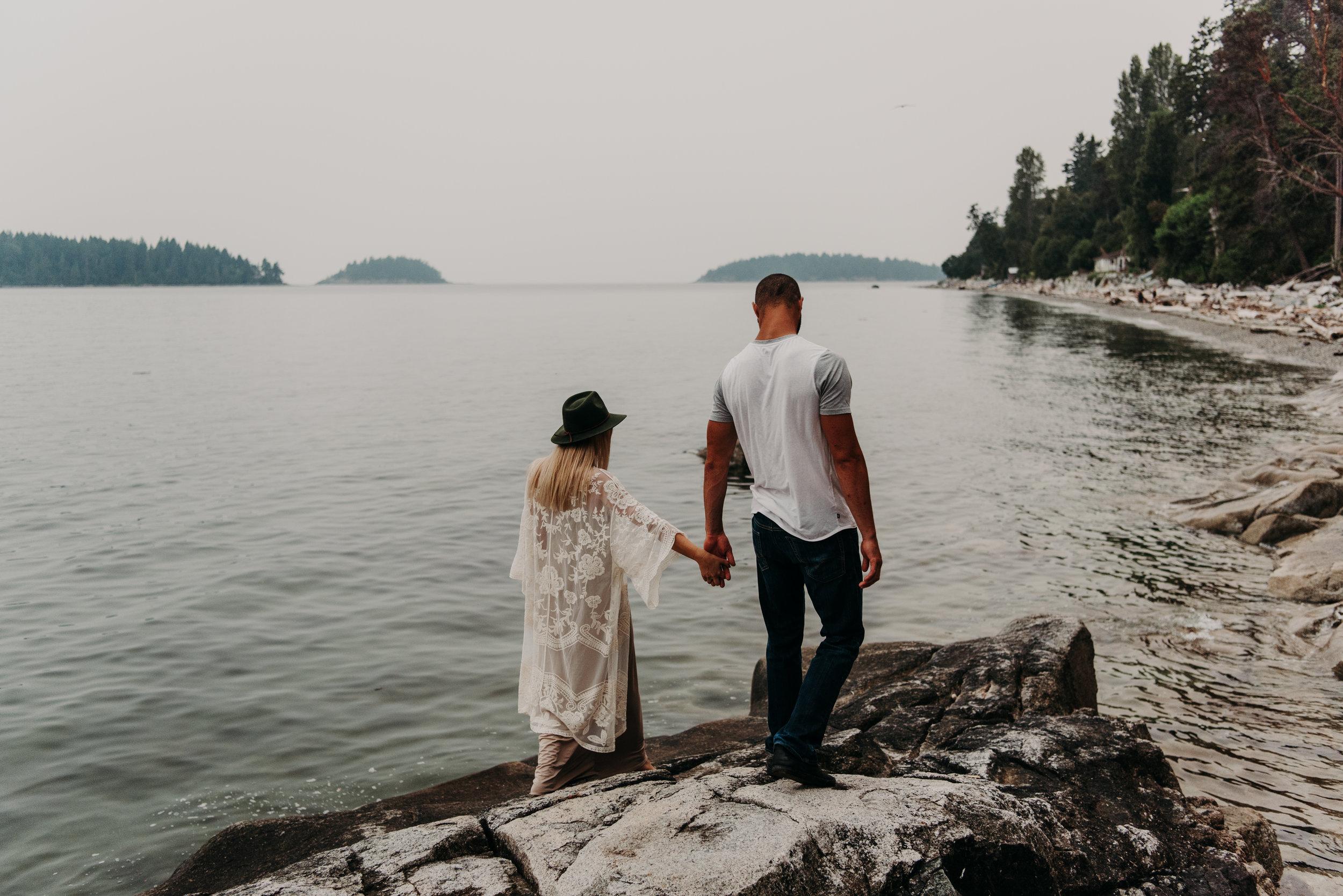 Sierra & Tyler Summer Beach Couples Session - Laura Olson Photography - Sunshine Coast BC Photographer-2361.jpg