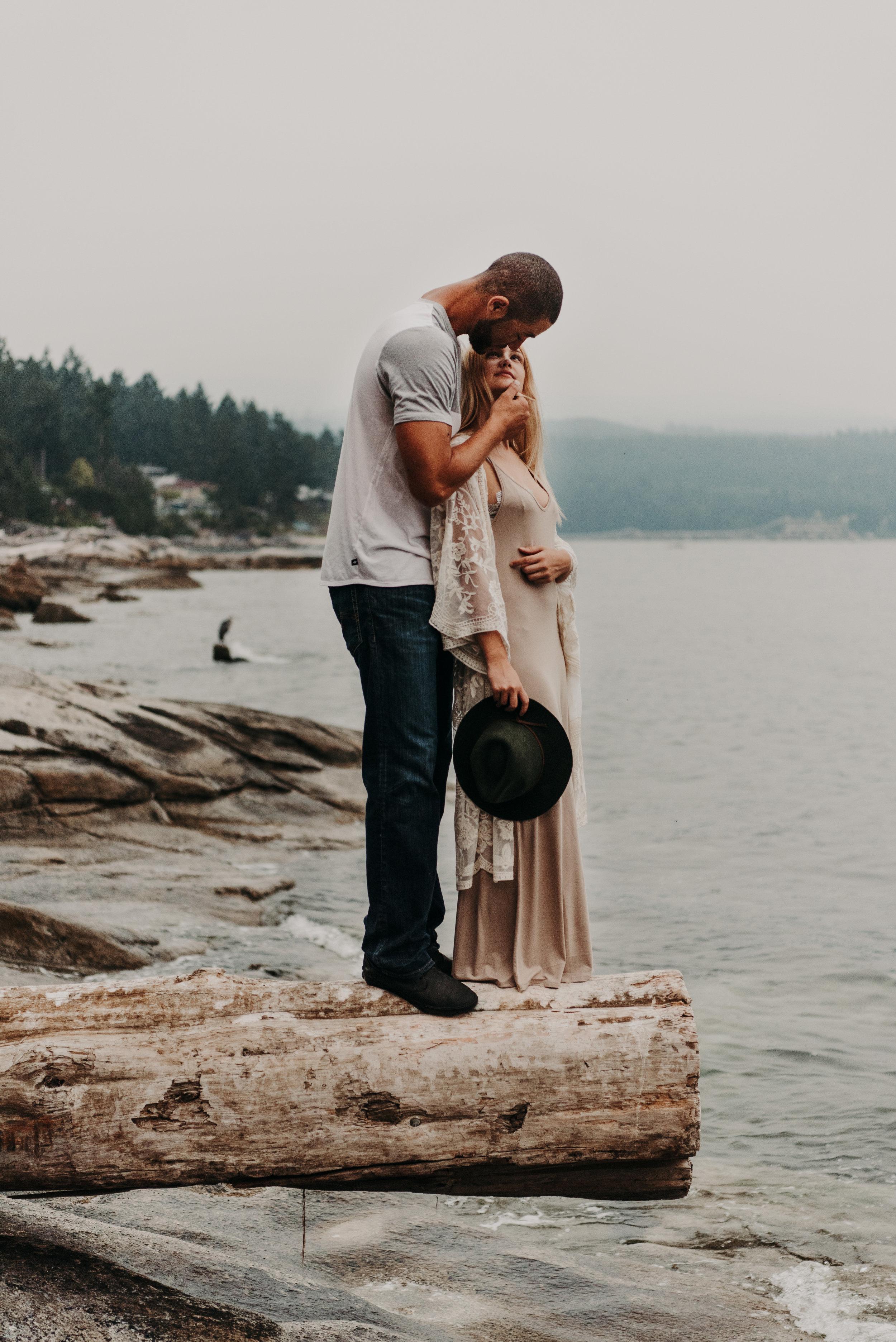 Sierra & Tyler Summer Beach Couples Session - Laura Olson Photography - Sunshine Coast BC Photographer-2507.jpg