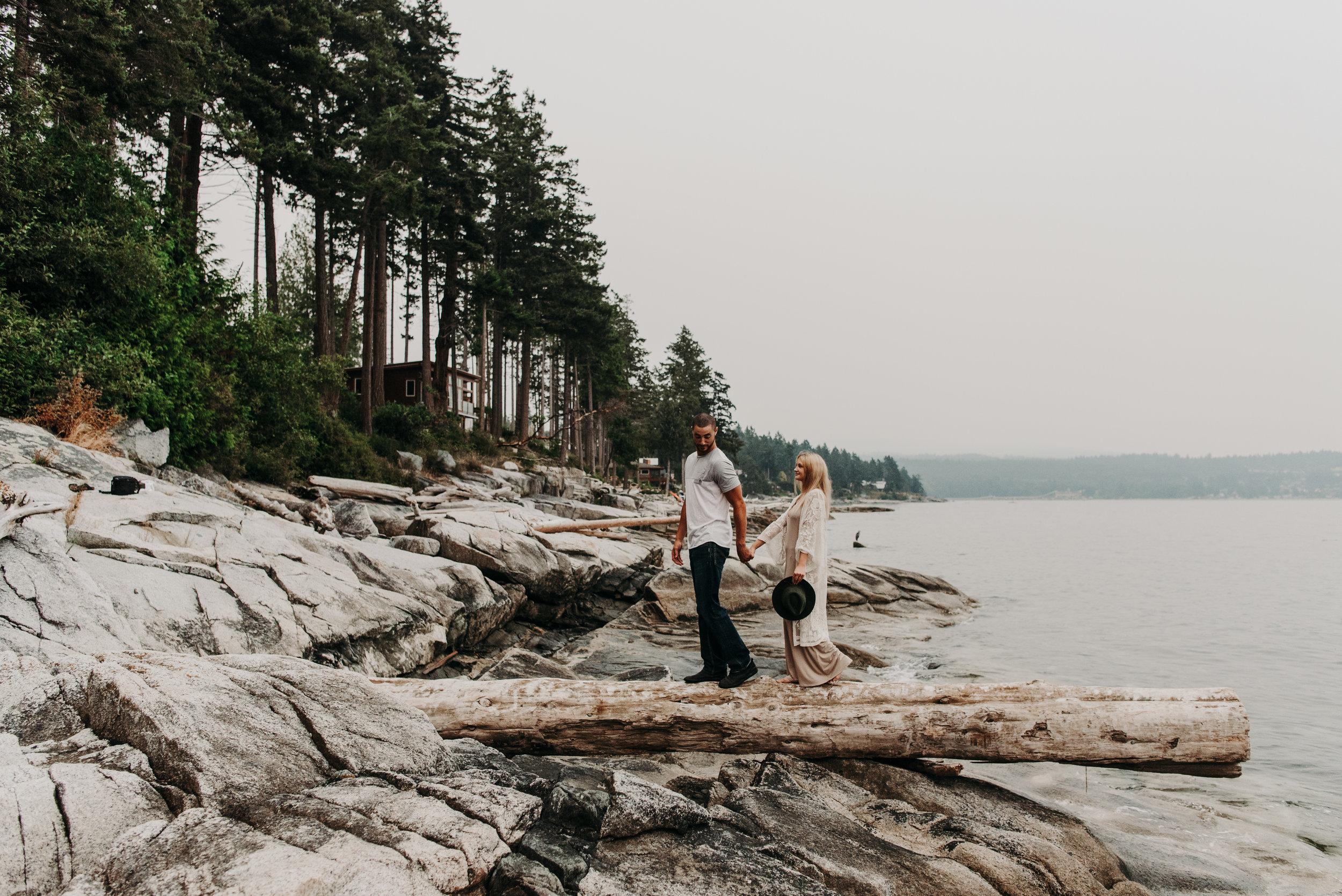 Sierra & Tyler Summer Beach Couples Session - Laura Olson Photography - Sunshine Coast BC Photographer-2523.jpg