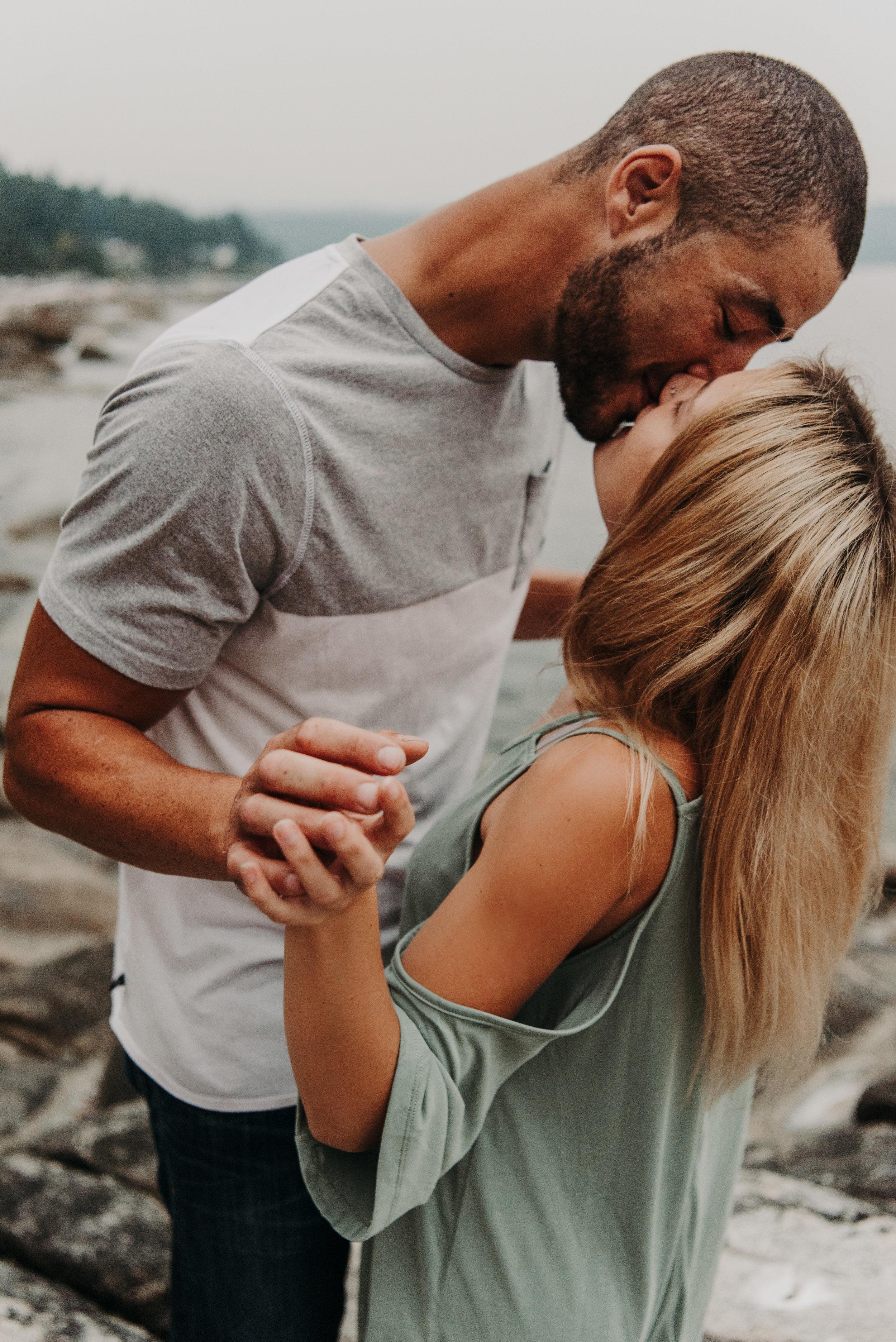 Sierra & Tyler Summer Beach Couples Session - Laura Olson Photography - Sunshine Coast BC Photographer-2623.jpg