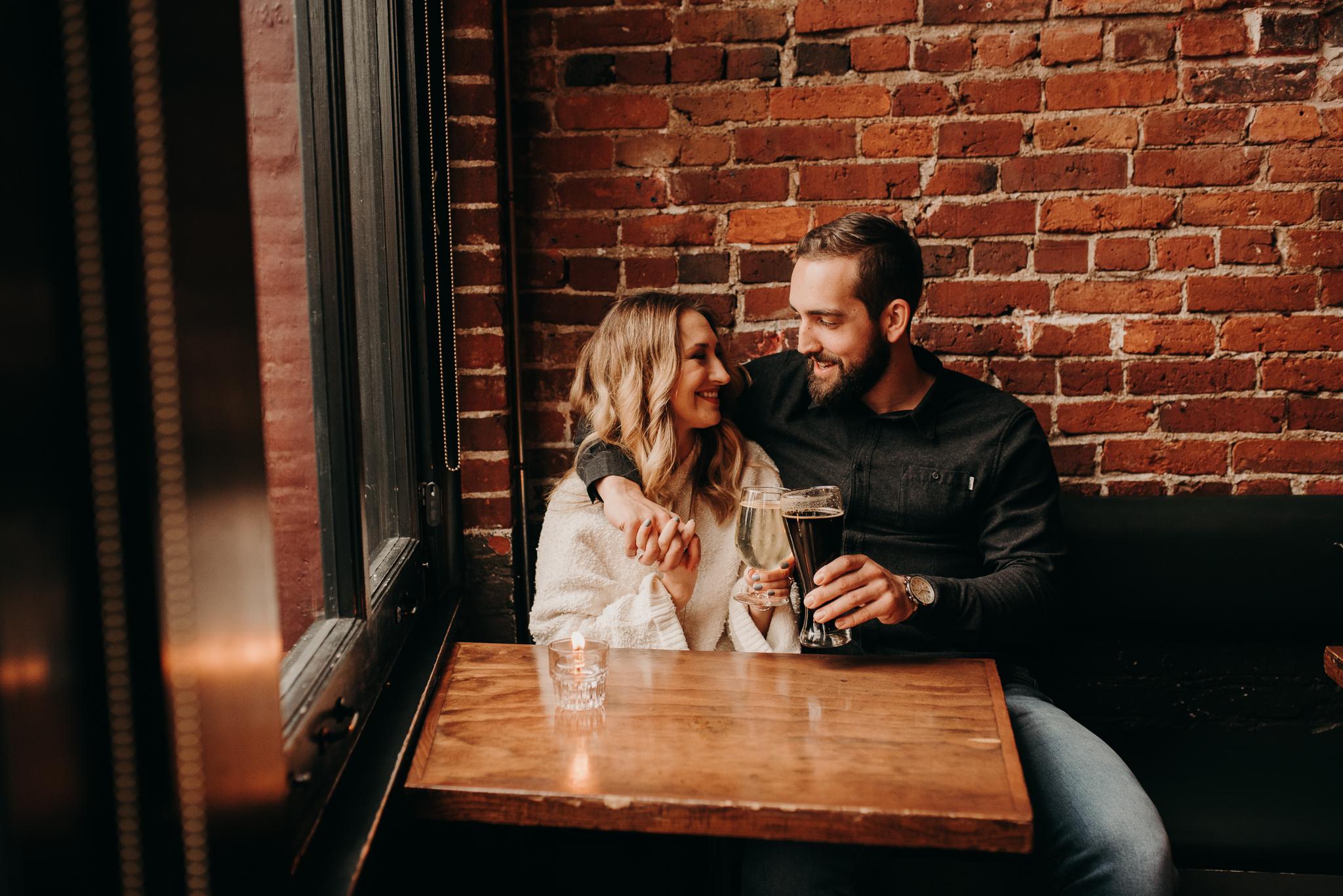 Amanda & Eric Gastown Vancouver Engagement Session - Laura Olson Photography - Sunshine Coast BC Photographer - Vancouver Photographer-1843.jpg