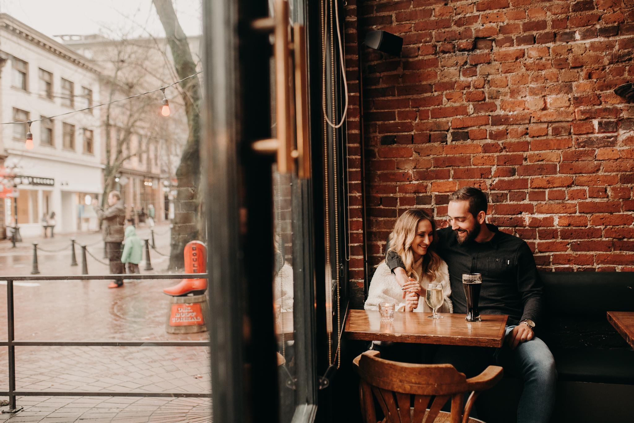 Amanda & Eric Gastown Vancouver Engagement Session - Laura Olson Photography - Sunshine Coast BC Photographer - Vancouver Photographer-1849.jpg