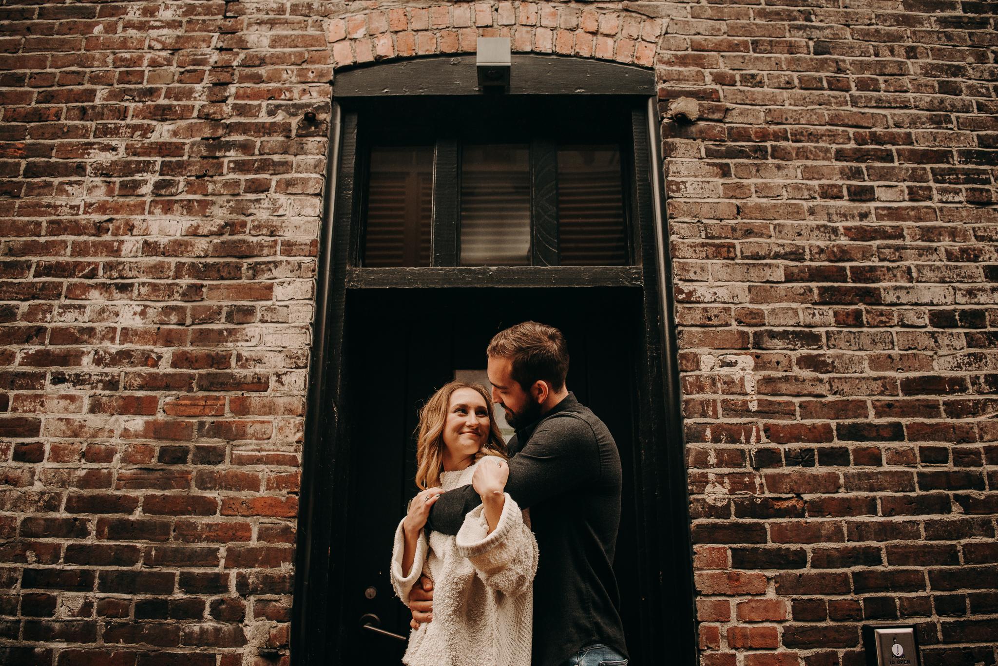 Amanda & Eric Gastown Vancouver Engagement Session - Laura Olson Photography - Sunshine Coast BC Photographer - Vancouver Photographer-2244.jpg