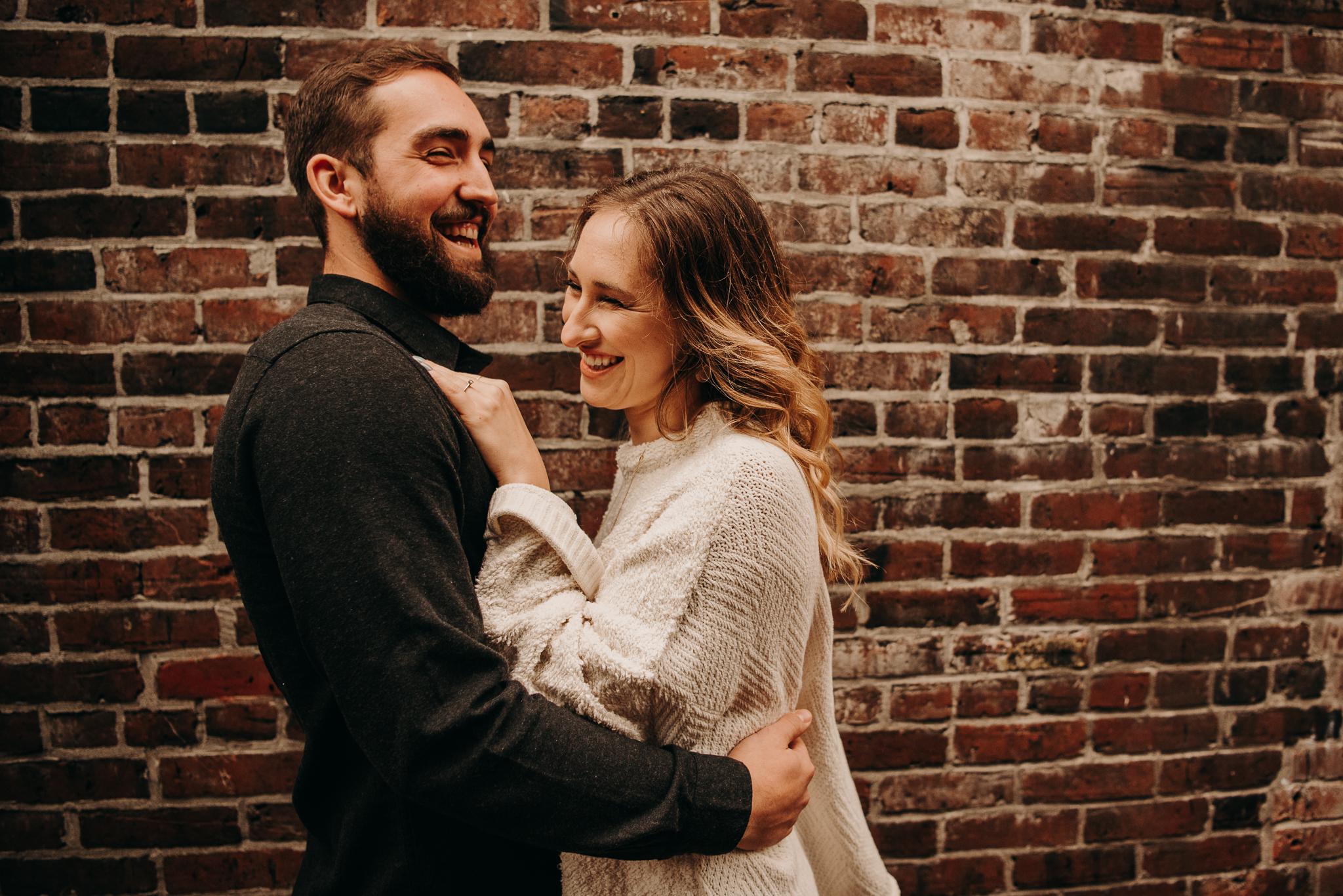 Amanda & Eric Gastown Vancouver Engagement Session - Laura Olson Photography - Sunshine Coast BC Photographer - Vancouver Photographer-2268.jpg