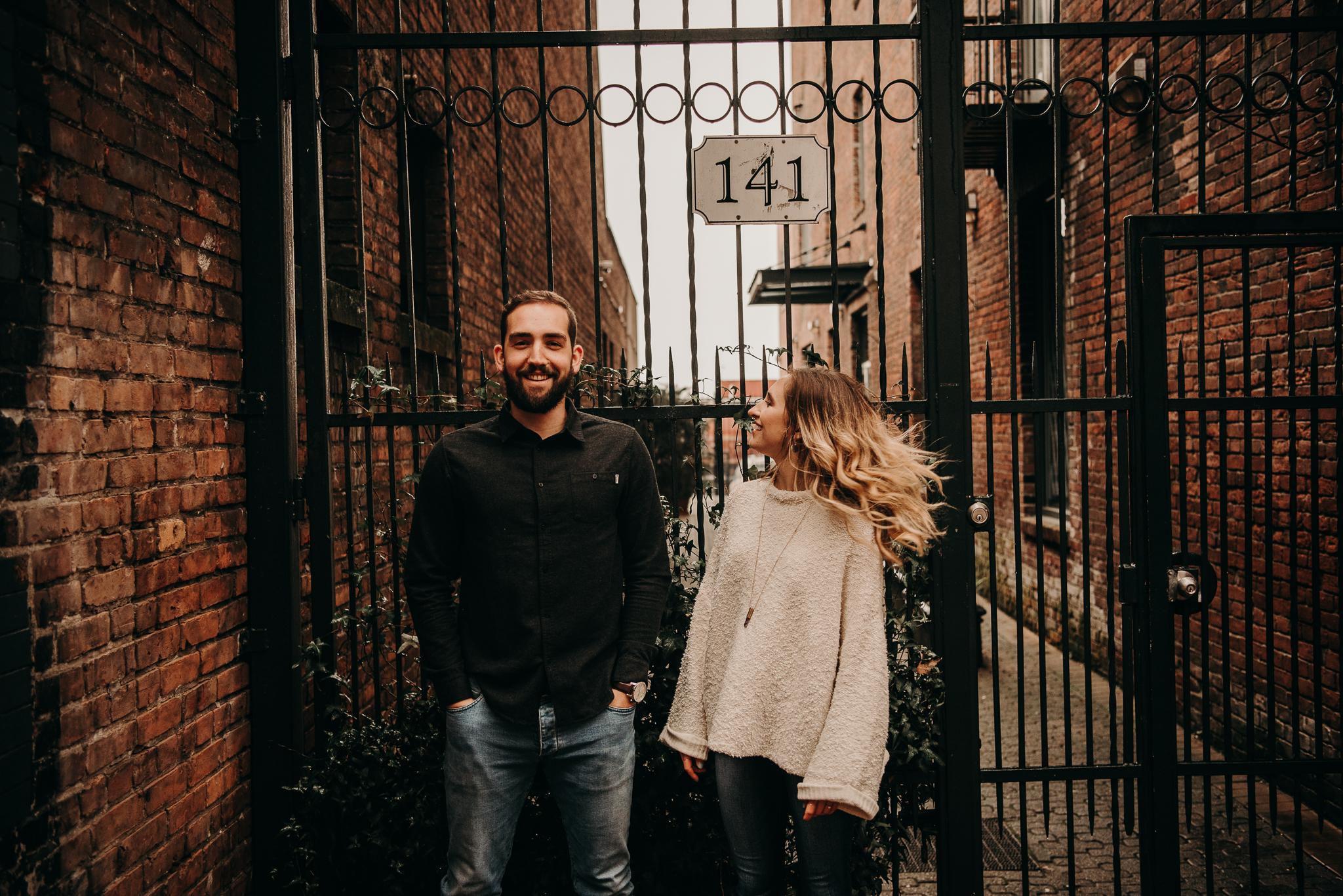 Amanda & Eric Gastown Vancouver Engagement Session - Laura Olson Photography - Sunshine Coast BC Photographer - Vancouver Photographer-2338.jpg