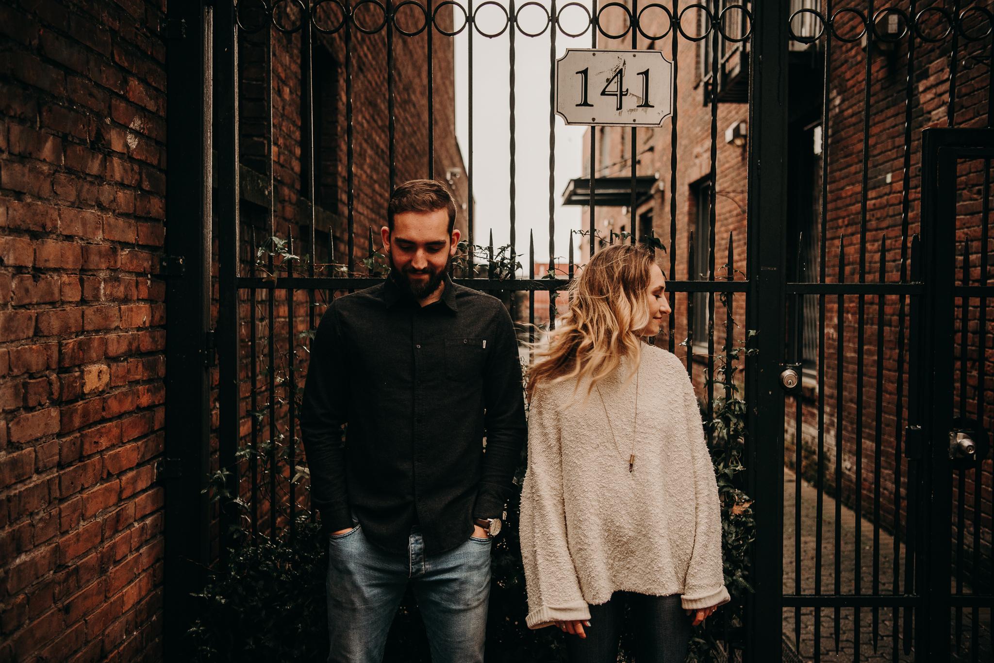 Amanda & Eric Gastown Vancouver Engagement Session - Laura Olson Photography - Sunshine Coast BC Photographer - Vancouver Photographer-2358.jpg