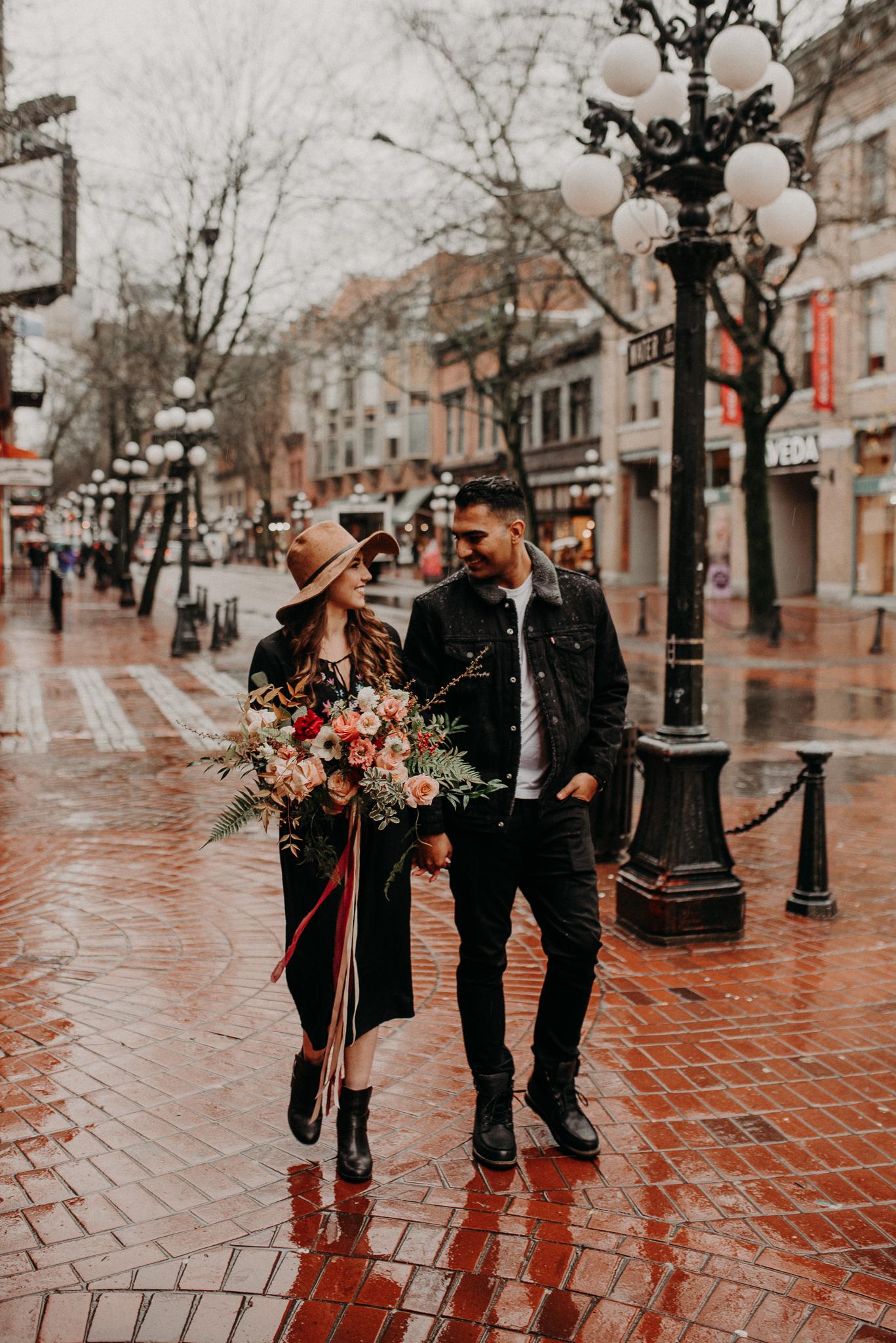 Maddie & Jas Gastown Vancouver Engagement Session - Laura Olson Photography - Sunshine Coast BC Photographer - Vancouver Photographer-2701.jpg