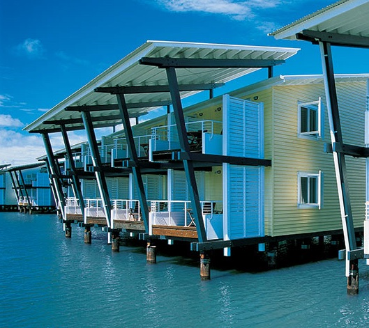 Eco Tourism : Couran Cove Queensland