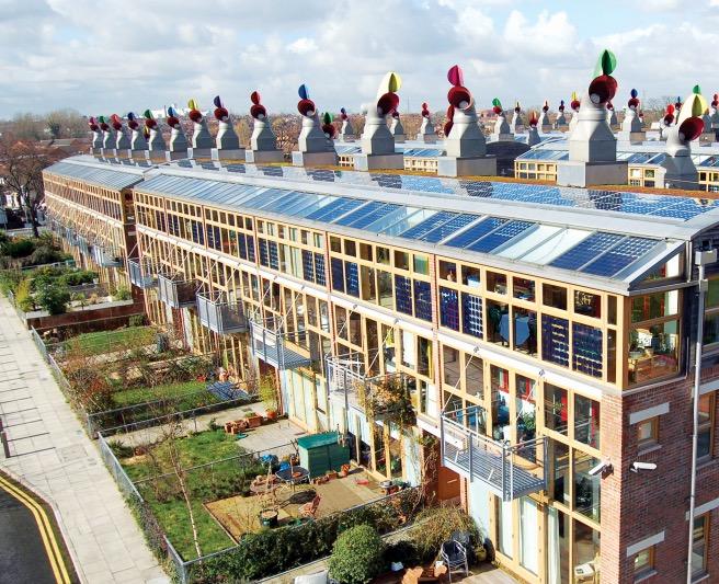 Eco Urbanism : Herbert Girardet - Bill Dunster Bedzed