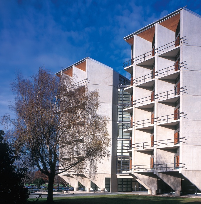 MSCS Building University of Canterbury NZ: Architectus