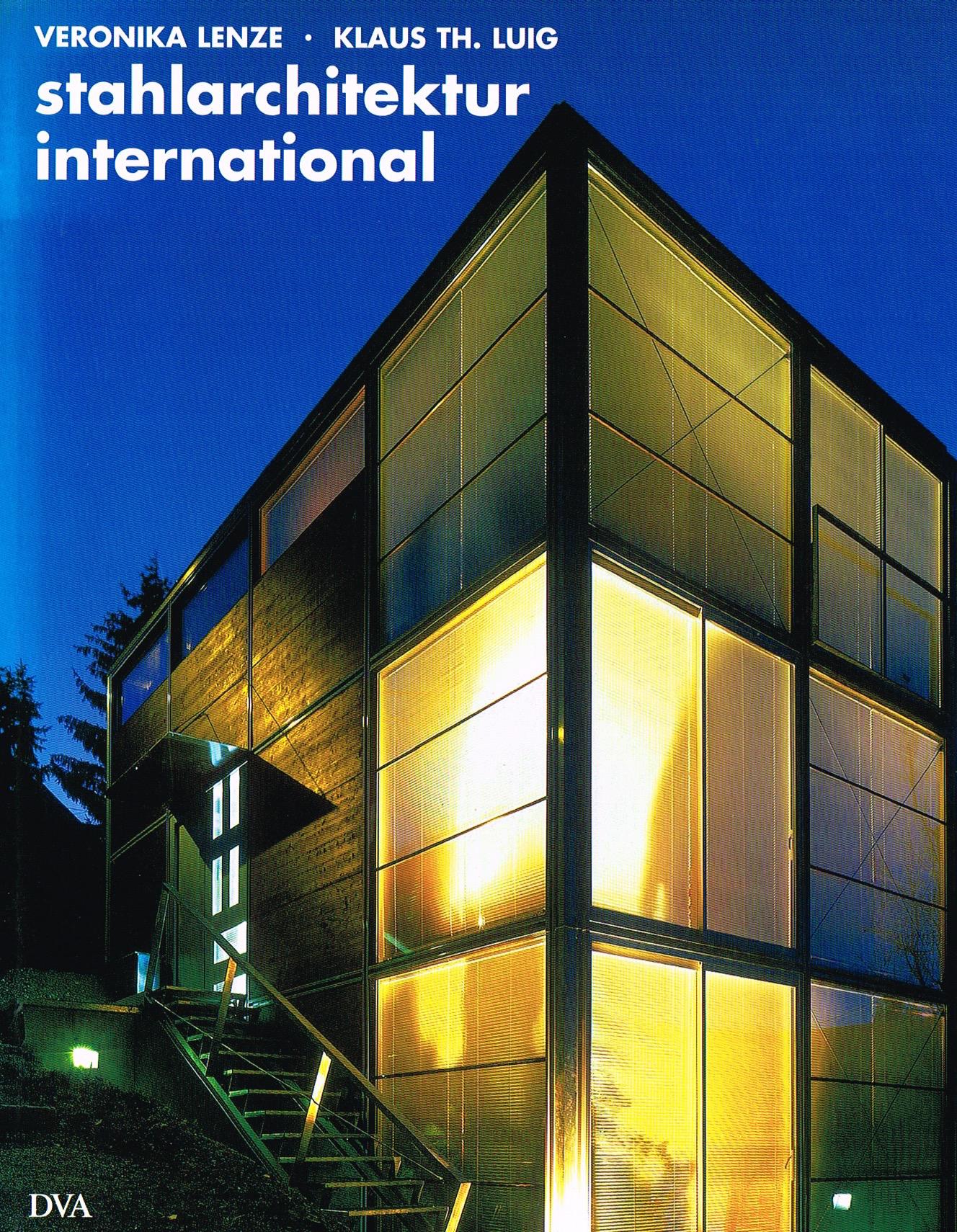 'Stahlarchitektur' : Deutsche Verlagsanstalt, Munich, 2004