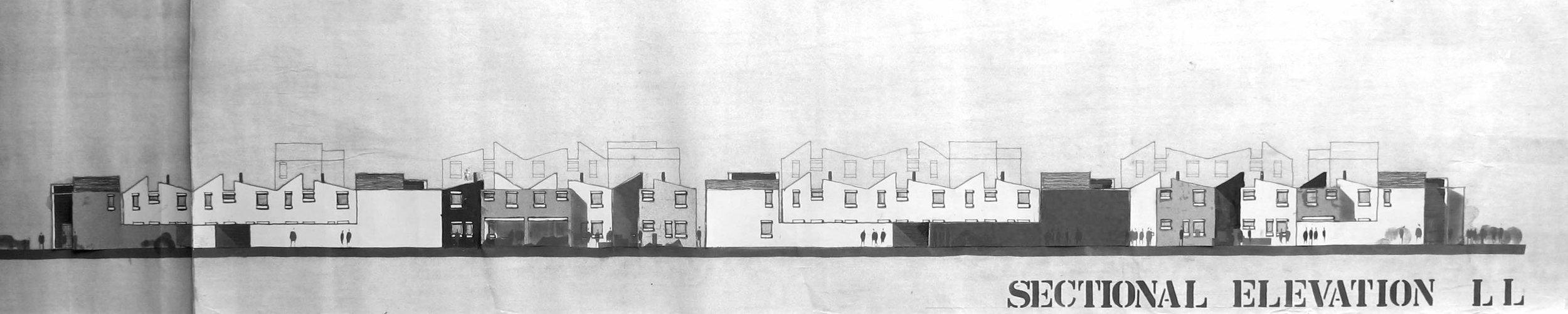 Fourth Year Project : Dockside Housing, Tayport, Scotland
