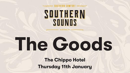 Southern Comfort are proud to present Southern Sounds, a string of curated nights inspired by the spirit of New Orleans - set to descend upon some of Melbourne, Sydney and Brisbane's most celebrated venues this summer throughout January and February 2018.  Southern Comfort have handpicked some of their favourite Australian acts to celebrate the diverse and thriving culture of New Orleans, a city built on a love of live music.  Catch soulful trio  The Goods  showcasing their crooked RnB live and Tom Studdy at  The Chippo Hotel  on the 11th January.   Entry is on Southern Comfort, with a first come, first serve policy; so be sure to get down early.