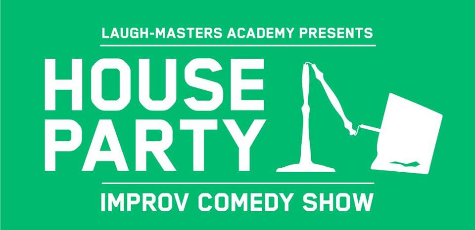 Ain't no party like a house party, and LMA's monthly improv comedy HOUSE PARTY show is always epic. This night promises to be off the hook, starring LMA's top comedy teams as they perform once in a lifetime sets inspired by audience suggestions!  Are you ready to partaaay? Get to the HOUSE PARTY.  WHEN? Thursday 23rd August - 7:30pm WHERE? The Chippo Hotel (87-91 Abercrombie St, Chippendale) COST? $15 GA, $10 for current LMA students   Improv comedy