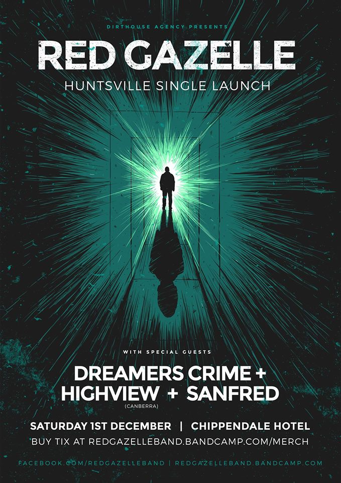 Red Gazelle, Dreamers Crime, HighView & Sanfred LIVE!.jpg