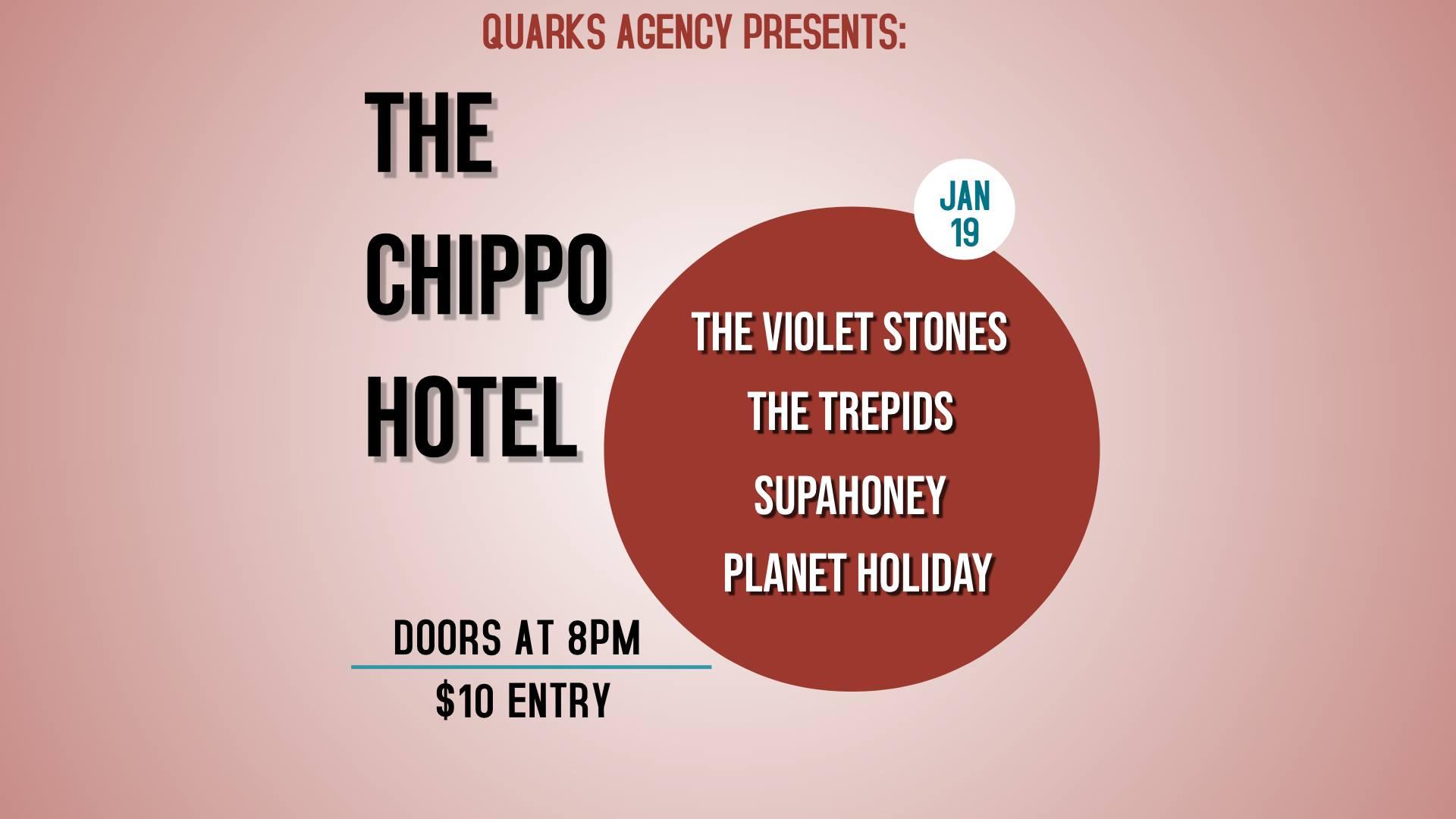The Violet Stones w: The Trepids, Supahoney, Planet Holiday.jpg