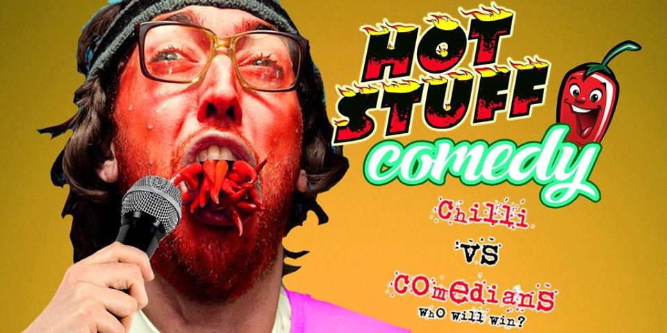 Hot Stuff Comedy - Chilli VS Comedians - $5 Comedy.jpg