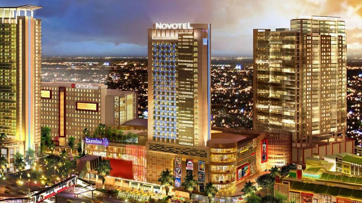Novotel Tangerang City - A 4-Star Hotel in Tangerang City