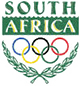 South African Olympic Team
