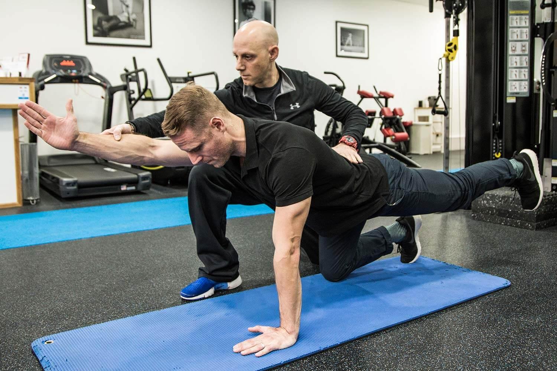 Low back rehabilitation