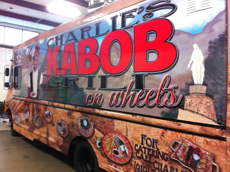 CHARLIE'S KABOB ON WHEELS