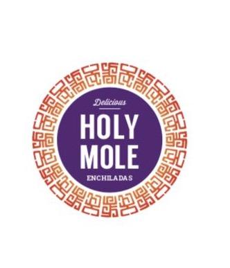 Holy Mole Enchiladas