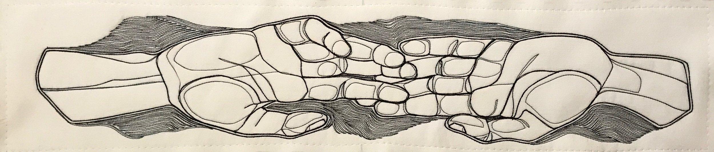 HANDS EMBRACE 2