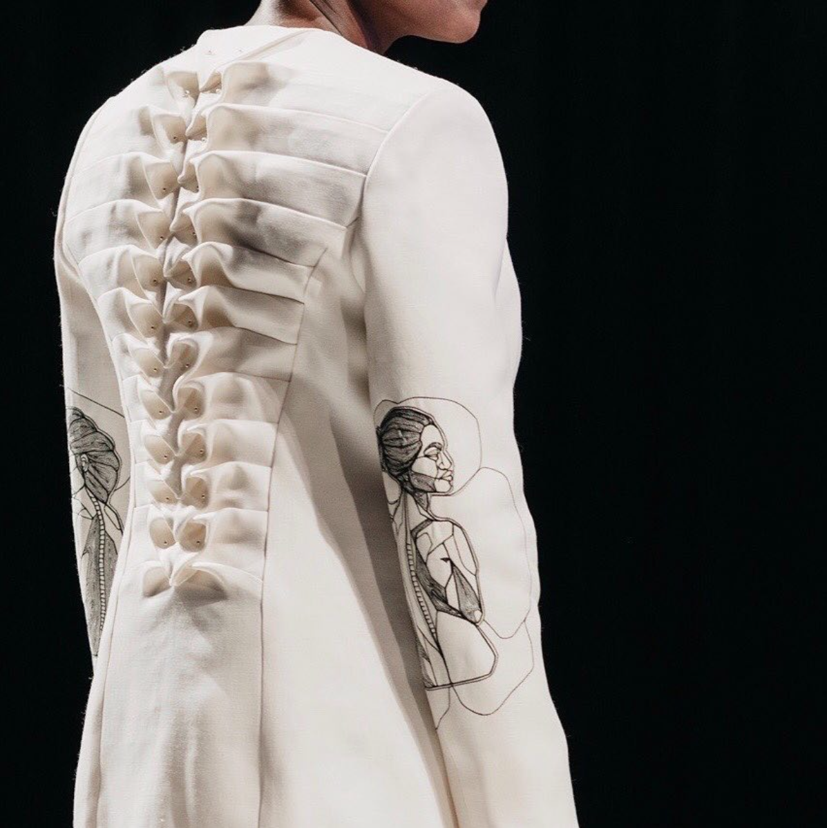 The Wild Woman Collectiob - Spine Blazer.png