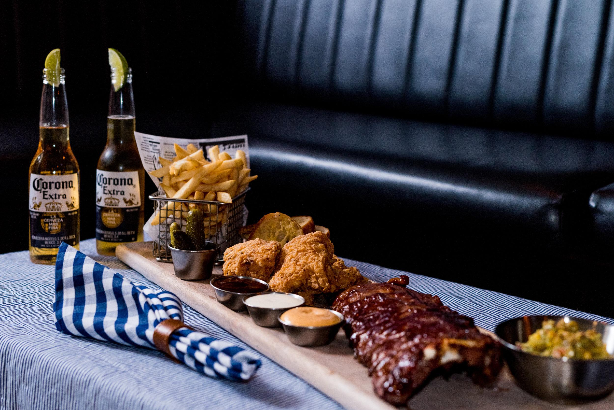 MENU - One of Sydney's best pub menu's.Burgers - ribs - wings & late night pizza