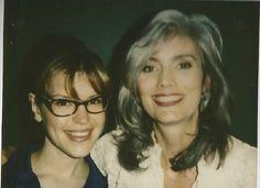Lisa and fellow Lilith legend Emmylou Harris