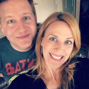 Matt Marr and Katie Ward