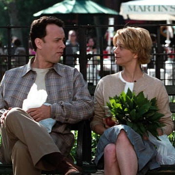 We complete the Nora Ephron rom com trilogy with You've Got Mail! Tom Hanks, Meg Ryan, and dial up - what's not to love? Will it hold up in a post-dial up era? Listen to our latest episode to find out. . . .  #ladypodsquad #podcast #womenpodcasters #romcom #romanticcomedies #movies #feminism #feminist #holdup #youvegotmail #megryan #tomhanks #noraephron
