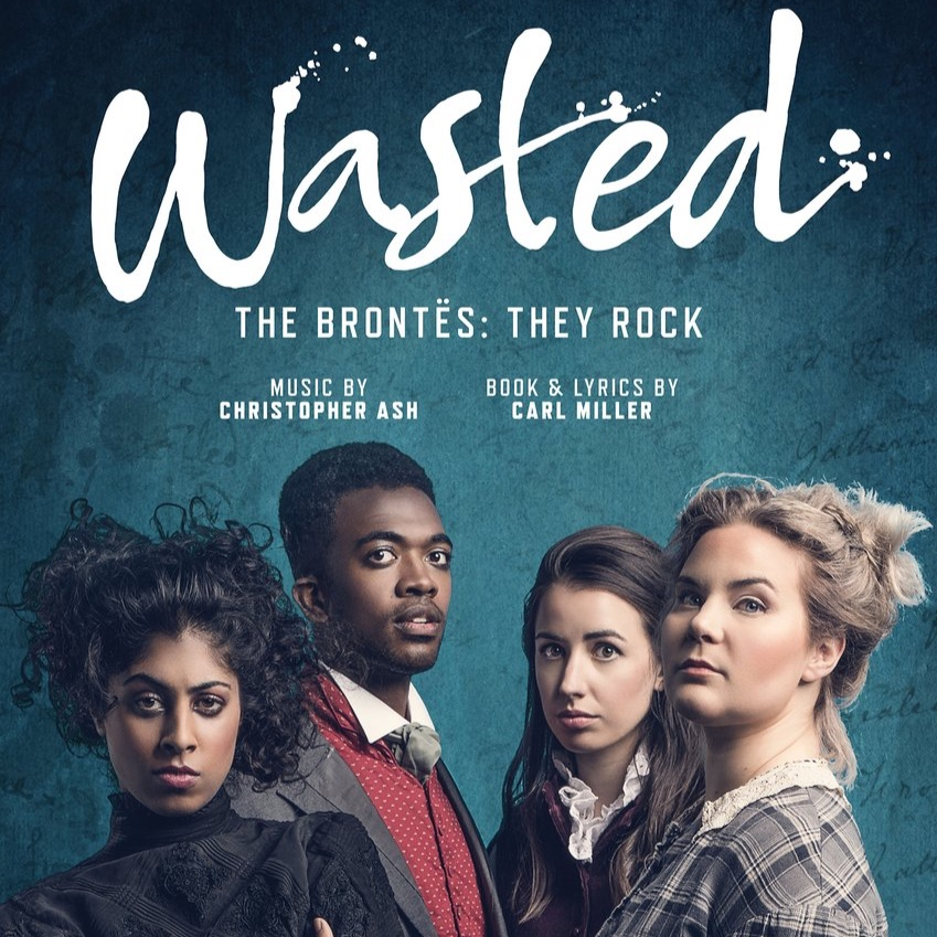 Wasted, Southwark Playhouse, 6 Sept - 6 Oct 2018