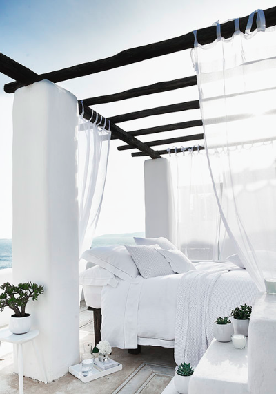 The White Company. Photograph by Polly Eltes