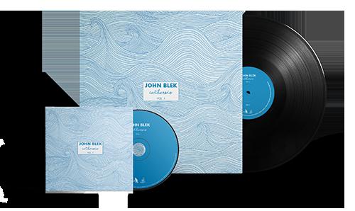 Seascape Summer on John Blek's new album Catharsis Vol 1